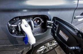 Touring Club Schweiz/Suisse/Svizzero - TCS: Test de consommation d'énergie avec des hybrides rechargeables