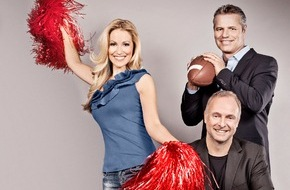 SAT.1: Holt Vollmer den Super Bowl XLIX? New England Patriots vs. Seattle Seahawks am Sonntag, 1. Februar 2015, mit Katy Perry, Lenny Kravitz und John Legend  in SAT.1 /auf ran.de ab 23.15 Uhr