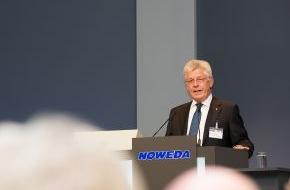 NOWEDA eG: 76. Generalversammlung: NOWEDA setzt auf Dividendenkontinuität