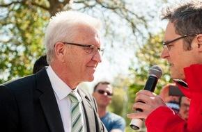 Campact e.V.: Grün-Schwarz: Bürger erinnern Grünen-Parteitag an Wahlversprechen, CETA nicht zuzustimmen
