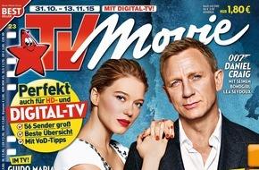 """Bauer Media Group, TV Movie: Christoph Waltz in TV Movie: """"Die besten Schurken sehen wie ganz normale Leute aus."""""""