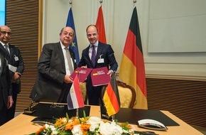 Messe Berlin GmbH: Ägypten ist Partnerland der FRUIT LOGISTICA 2016