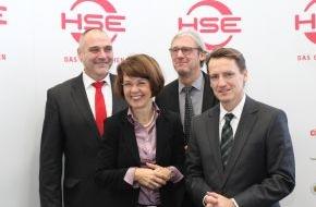 HEAG Südhessische Energie AG: Aufsichtsrat der HSE AG wählt Dr. Marie-Luise Wolff und  Dr. Kristian Kassebohm zu neuen Konzernvorständen