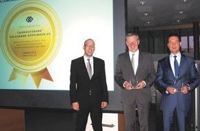 """Gesellschaft für Qualitätsentwicklung in der Finanzberatung mbH: Auszeichnung der Volksbank Göppingen eG zur 1. """"FAIRkaufsbank"""" (QIDF) in Deutschland"""