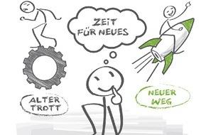 mk-group Holding GmbH: Care-Energy - ZURÜCK IN DIE ZUKUNFT / Modern und trendig - wir drehen die Zeit zurück