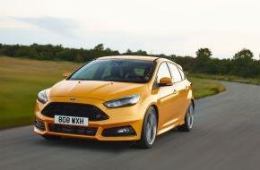 Ford-Werke GmbH: Neuer Ford Focus ST begeistert mit noch mehr Fahrspaß, fortschrittlichen Technologien und kraftvoller Dieseloption