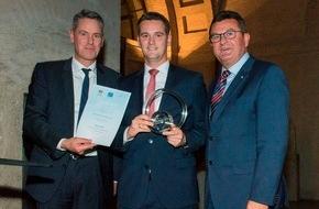 Unternehmensgruppe ALDI SÜD: ALDI SÜD gewinnt eCarTec Award 2015