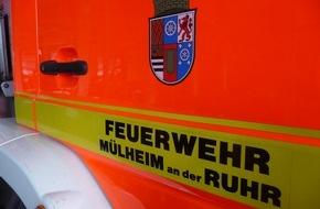 Feuerwehr Mülheim an der Ruhr: FW-MH: Zimmerbrand