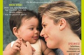 Gruner+Jahr, ELTERN: Im Herzen schlau - Wie Kinder babyleicht und Tag für Tag soziale Intelligenz entwickeln