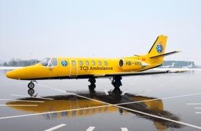 Touring Club Schweiz/Suisse/Svizzero - TCS: TCS Ambulance rapatrie les premiers blessés des Canaries