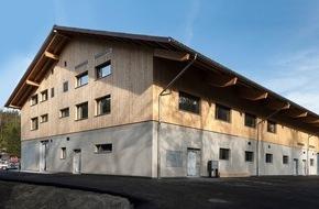 Natur- und Tierpark Goldau: Auffang-, Pflege- und Quarantänestation unter einem Dach im Natur- und Tierpark Goldau