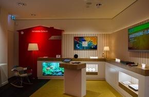 RWE Effizienz GmbH: Vodafone eröffnet Flagshipstore in München