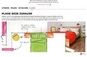"""IKEA Deutschland GmbH & Co. KG: IKEA schafft mit der neuen hej Community das erste """"begehbare Wohnmagazin"""" Deutschlands / Integrierter Raumplaner mit neuen Community Funktionalitäten"""