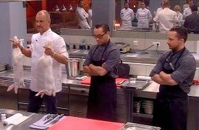 """SAT.1: Jetzt geht's Kaninchen in """"Hell's Kitchen"""" an den Kragen: Promis stoßen in Folge zwei an ihre Grenzen, Christine Kaufmann droht mit Ausstieg!"""