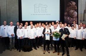 Zentralverband des Deutschen Bäckerhandwerks e.V.: Festgala macht deutsche Brotkultur als Genuss für alle Sinne erlebbar - Schauspieler Simon Licht ist Botschafter des Deutschen Brotes 2016