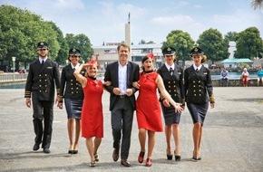 Hannover Marketing und Tourismus GmbH: Ready for Take-off: Das 30. Maschseefest in Hannover lädt zur Reise um die Welt