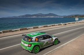 Skoda Auto Deutschland GmbH: Rallye Spanien: Vollgas für den Titel mit drei SKODA Fabia R5-Werksautos