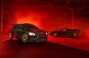 Skoda Auto Deutschland GmbH: Kopecky tritt bei Heim-Rallye im schwarzen SKODA FABIA R5 an