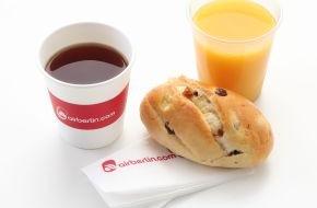 Air Berlin PLC: Im Trend: Der süße Star an Bord von airberlin