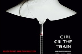 Constantin Film: GIRL ON THE TRAIN - Trailer und erste Fotos online