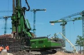 Berufsgenossenschaft der Bauwirtschaft: Bauwirtschaft: Rekordtief bei Arbeitsunfällen
