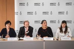 Amnesty International: Deutschland schweigt zu Folter in Usbekistan / Bericht belegt routinemäßige Folter