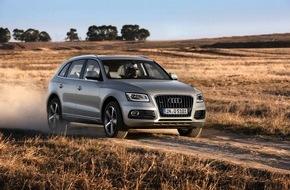 Audi AG: Audi schreibt Absatz-Bestwert im August