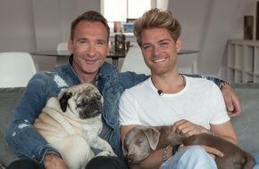 sixx GmbH: Puppy 2 Love - Ein neuer Hund für Jochen Bendel/sixx