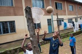 Stiftung Menschen für Menschen Schweiz: Abebech-Gobena-Kinderheim in Addis Abeba: Menschen für Menschen Schweiz gibt Kindern eine Zukunft