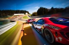 Ford-Werke GmbH: Erster Podestplatz im zweiten WM-Lauf: Ford Chip Ganassi Racing erobert in Spa-Francorchamps Rang zwei