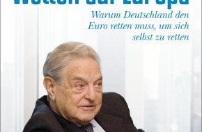 Bertelsmann SE & Co. KGaA: Bertelsmann lädt zur Europa-Debatte mit George Soros, Herman Van Rompuy und Pierre Moscovici