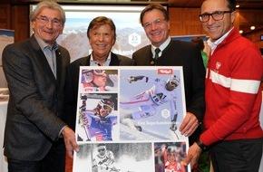 Tirol Werbung: Weltcupauftakt in Sölden: ÖSV und Tirol feiern 25 Jahre Superkombination