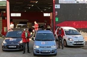GTÜ Gesellschaft für Technische Überwachung GmbH: GTÜ-Mietwagencheck auf Mallorca: Gefährliches Spiel mit der Sicherheit