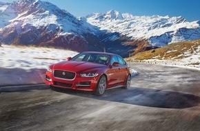 """JAGUAR Land Rover Schweiz AG: Markteinführung Jaguar XE AWD Diesel und XF AWD Diesel mit attraktivem Leasing-Angebot - """"3 Monate kostenlos"""" (FOTO)"""