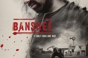 """Sky Deutschland: Sky On Demand präsentiert die vierte und finale Staffel von """"Banshee - Small Town. Big Secrets."""""""