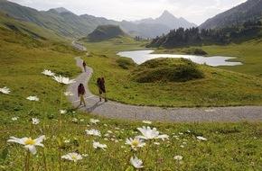Vorarlberg Tourismus: Vorarlberger Sommer bewegt