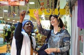 Messe Berlin GmbH: Abschlussbericht Bazaar Berlin 2015: Nachhaltig produzieren und fair handeln - Bazaar Berlin mit erfolgreicher Bilanz