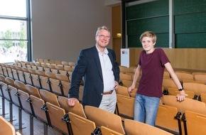 HPI Hasso-Plattner-Institut: Mit 14 Jahren jüngster Student Deutschlands: Informatik-Crack geht ans Potsdamer Hasso-Plattner-Institut