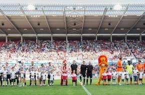 """ING-DiBa AG: """"Champions for Charity"""": 100.000 Euro für gemeinnützige Projekte / 25.000 Zuschauer bejubeln Dirk Nowitzki All Stars und Nazionale Piloti"""