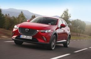 Mazda: Mazda mit dem besten Mai-Ergebnis seit fast zehn Jahren