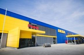 """IKEA Deutschland GmbH & Co. KG: """"Haus der kurzen Wege"""" eröffnet heute in Kaiserslautern / Jetzt gibt es 50 Mal IKEA in Deutschland"""