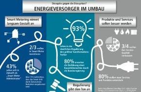 Steria Mummert Consulting: Energieversorger richten sich neu aus