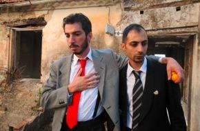 Caritas Schweiz / Caritas Suisse: Prix Caritas geht an italienischen Journalisten - Einsatz für Mittelmeer-Flüchtlinge ausgezeichnet (FOTO)
