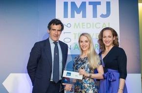 Caremondo GmbH: Caremondo erhält zwei internationale Auszeichnungen als bester Anbieter für Medizinreisen 2016