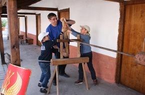 Museum Aargau: Achtung, Fertig, Wasserleitung!