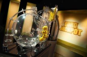 Eurojackpot: Jubiläum am Valentinstag - 100. Ziehung der Lotterie Eurojackpot