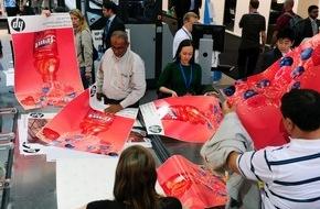 Messe Düsseldorf: Messe Düsseldorf Gruppe: Erfolgskurs im Geschäftsjahr 2015 fortgesetzt - Konzernumsatz von 300 Millionen Euro