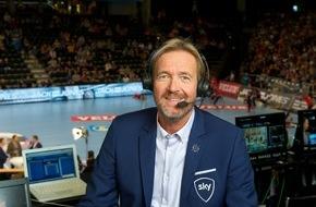 Sky Deutschland: Der Kampf um die Krone des europäischen Vereinshandballs nur bei Sky: Das EHF FINAL4 in Köln am Wochenende live und exklusiv