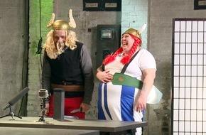 """ProSieben Television GmbH: Asterix und Obelix erobern """"CIRCUS HALLIGALLI"""" am Montag auf ProSieben! (FOTO)"""