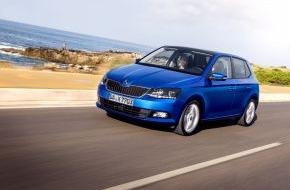 Skoda Auto Deutschland GmbH: Neuer SKODA Fabia erzielt Bestwertung von fünf Sternen im Euro NCAP Crashtest (FOTO)